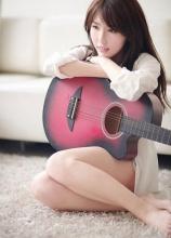 台版波多野结衣朱琦郁可爱清纯写真图片