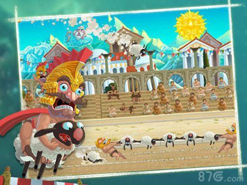 「天天跳羊羊评测」天天跳羊羊评测,爆笑神话故事登场