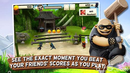 迷你忍者限时免费下载开启 突破600W大回馈2