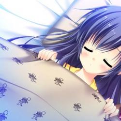 二次元少女熟睡照汇集