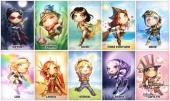 英雄联盟外国玩家海量同人图片 各英雄软萌可爱