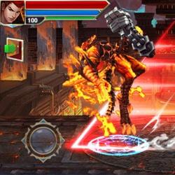游龙英雄影刃BOSS战游戏截图 影刃战斗截图
