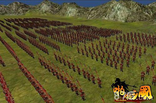 《啪啪三国》重大突破 大型战场指日可待
