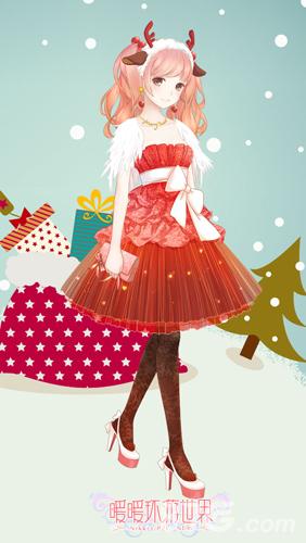 """增全新圣诞套装""""缤雪绮梦"""""""