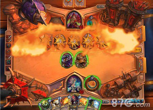 炉石传说:魔兽英雄传游戏截图