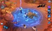 天下HD战斗游戏截图欣赏 Q萌也能很暴力