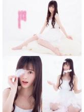 Snh48鞠婧祎登日本杂志 清纯学生妹