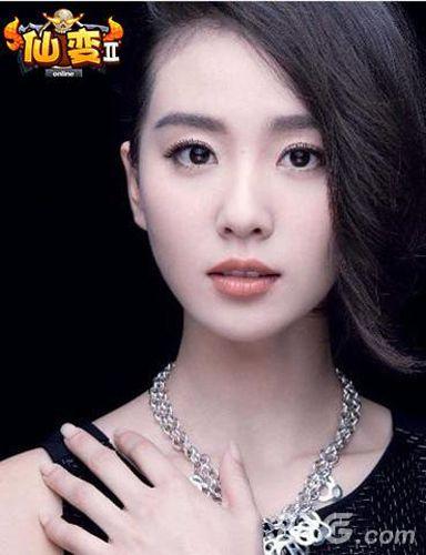 《仙变2》代言人刘诗诗生活照