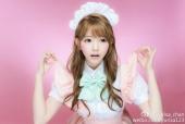 韩国美少女yurisa哥特萝莉和女仆装放送 清纯可爱颜值爆表