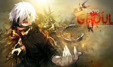 《东京食尸鬼》高清动漫原画 那些酷到令人发指的主角