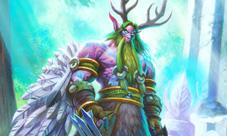 炉石传说高清原画精美亮相 魔兽新世界