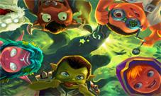 炉石传说玩家作品新鲜登场 炉石还能变这样