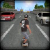 少年滑板3D