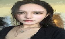 罗志祥女友周扬青微博私照曝光 性感双唇可爱迷人