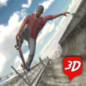 101滑板赛3D