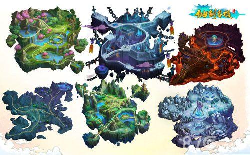 仙剑客栈手游独有的平行异世界 更完整的仙剑故事