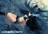 黑岩射手高清动漫美图来袭 萝莉也帅气