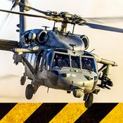 模拟直升机:地狱火中队