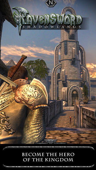 掠夺之剑:暗影大陆截图1