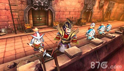 新版《辣英雄》将冲击BOSS游戏