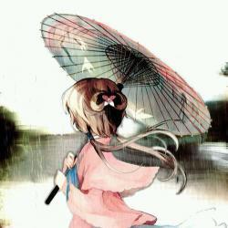 动漫插画人物图集 唯美到心醉的意境
