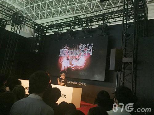 SE公布手游大作《最终幻想零式OL》 国内有望上市