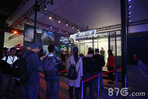 腾讯嘉年华展厅照片3