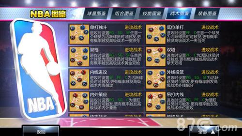 NBA范特西游戏图鉴截图