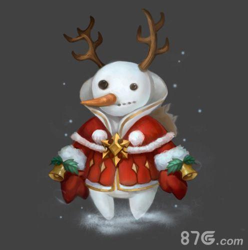 魔域口袋版上线即可领取圣诞雪灵 人人有份