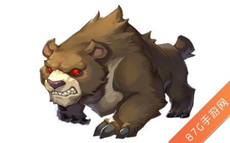 梦幻西游无双版黑熊
