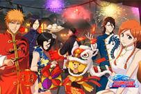 浓郁中国风金沙娱乐APP下载《死神觉醒》金沙娱手机网站春节壁纸下载