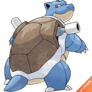 口袋妖怪复刻水箭龟