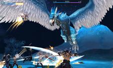 剑与魔法战斗截图曝光 比肩端游的战斗水准