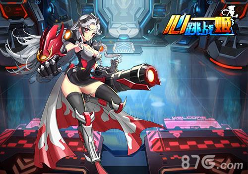 娘们日�_通过对诸多日漫经典角色的改编,娘化,描绘了一个机器战姬们对抗邪恶