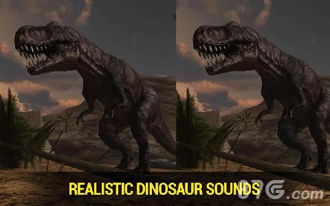 重返侏罗纪VR截图3