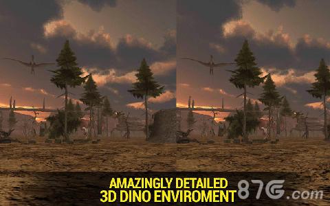重返侏罗纪VR截图2