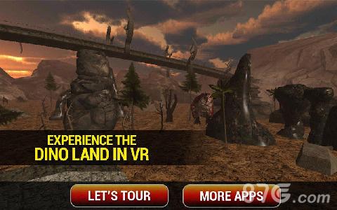 重返侏罗纪VR截图5