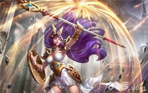 全民超神智慧女神-雅典娜