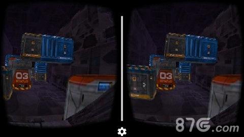 太空过山车VR截图1