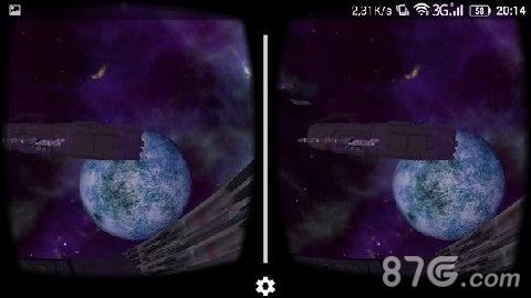 太空过山车VR截图3