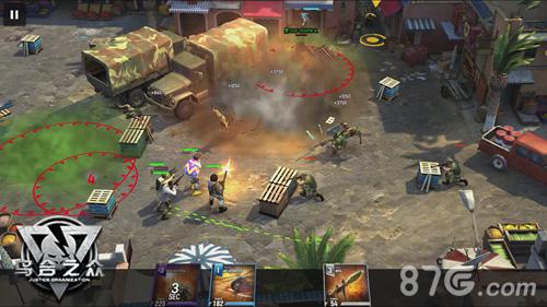3D即时战争《乌合之众》考验操作和策略