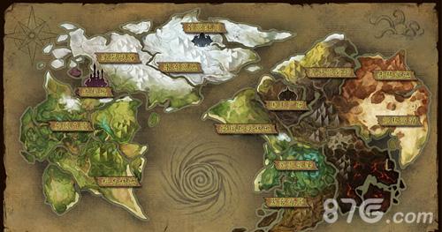 魔兽永恒游戏截图1