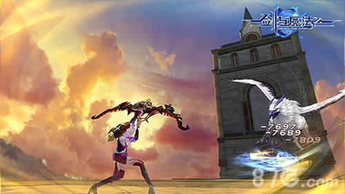 剑与魔法游戏截图3