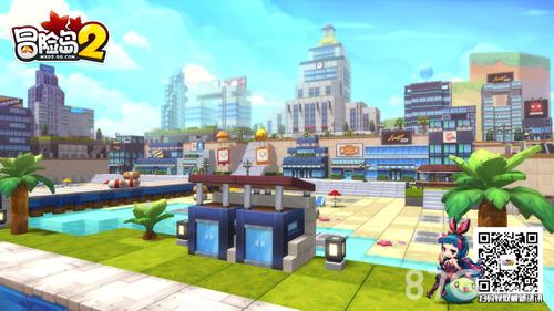 冒险岛2游戏截图3 《冒险岛2》造梦测试即将启航