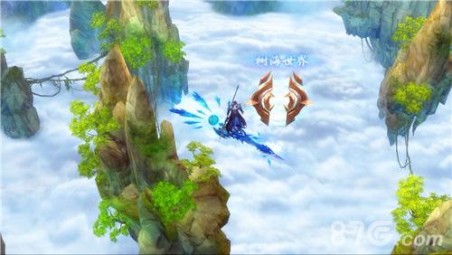 雪鹰领主御剑树海世界