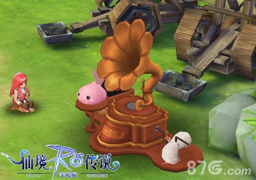 仙境传说ro:守护永恒的爱原画5