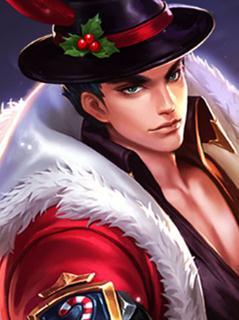 王者荣耀吕布圣诞狂欢