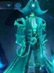 王者荣耀曹操幽灵船长