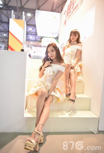 2016Showgirl现场美照