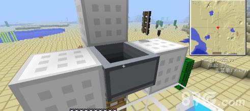 我的世界做电梯6